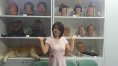 秋吉久美子 公式ブログ/手形 画像1