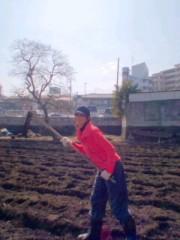 秋吉久美子 公式ブログ/農作業 画像1