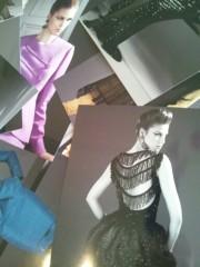 秋吉久美子 公式ブログ/芦田淳ファッションショウを訪ねるて 画像1
