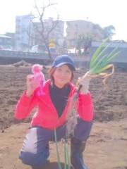秋吉久美子 公式ブログ/農作業 画像2