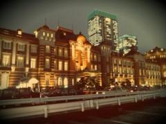 渡辺恵伶奈 公式ブログ/東京駅! 画像1