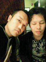 山口温志 公式ブログ/帰宅中 画像1