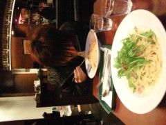 山口温志 公式ブログ/晩御飯中 画像1