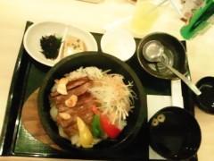 山口温志 公式ブログ/ランチ 画像2