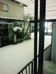 山口温志 公式ブログ/大雪 画像1