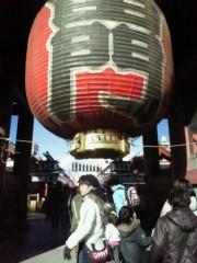 山口温志 公式ブログ/浅草に参上 画像1