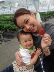 仲程仁美 公式ブログ/イチゴ狩り 画像1