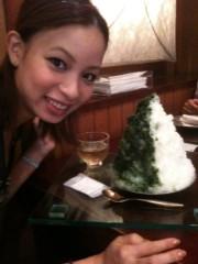 仲程仁美 公式ブログ/かき氷 画像2