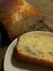 仲程仁美 公式ブログ/バナナパウンドケーキ 画像1