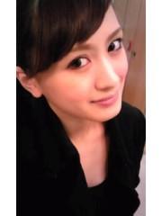 青木ケイト 公式ブログ/メイクおーわり。 画像1