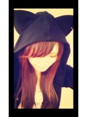 青木ケイト 公式ブログ/猫耳ちゃん。 画像1