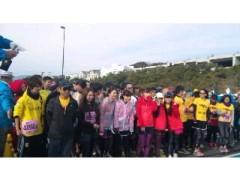 青木ケイト 公式ブログ/湘南国際マラソンの写メをupしてくぜい。そのいち。 画像3