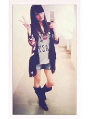 青木ケイト 公式ブログ/私服。 画像1