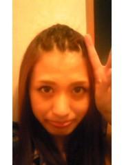 青木ケイト 公式ブログ/髪遊び 画像3