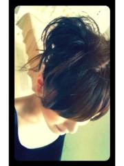 青木ケイト 公式ブログ/青。 画像2