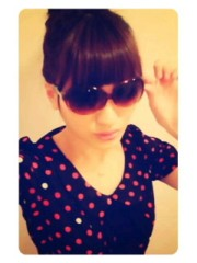青木ケイト 公式ブログ/のにー。 画像1