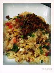 青木ケイト 公式ブログ/今日の夜ご飯は…。 画像2