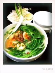 青木ケイト 公式ブログ/今日の夜ご飯は…。 画像1