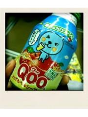 青木ケイト 公式ブログ/Qoo 画像1