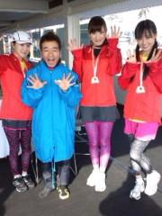 青木ケイト 公式ブログ/湘南国際マラソンの写メをupしてくぜい。そのに。 画像2