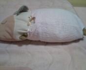 柏木佑井 公式ブログ/抱き枕☆ミ 画像1