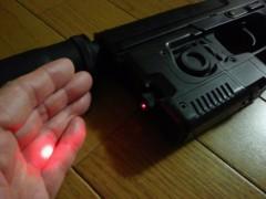 岡本良史 公式ブログ/ソリッド・スネーク愛用の銃ゲット♪ 画像2