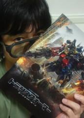 岡本良史 公式ブログ/とにかく凄い!『トランスフォーマー/ダークサイド・ムーン』 画像1