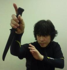 岡本良史 公式ブログ/『本当に!武器の取り扱いには気をつけましょうね!』 画像1