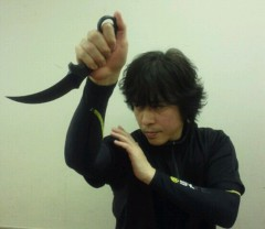 岡本良史 公式ブログ/『刃物の取り扱いには、くれぐれも注意しましょう!』 画像2