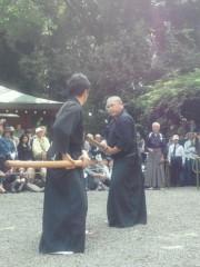 岡本良史 公式ブログ/新選組の剣!! 画像2