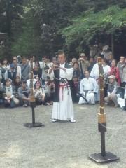 岡本良史 公式ブログ/新選組の剣!! 画像1