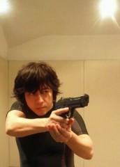 岡本良史 公式ブログ/ソリッド・スネーク愛用の銃ゲット♪ 画像3