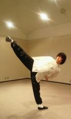 岡本良史 公式ブログ/岡本良史《蹴る!》 画像1