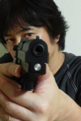 岡本良史 公式ブログ/《構え・ポーズ》その2 画像1