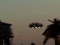 果山サキ 公式ブログ/UFO?! 画像1