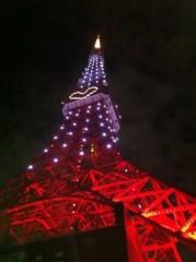 果山サキ 公式ブログ/12月24日東京タワーのライブ♪ 画像2