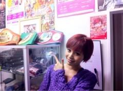 果山サキ 公式ブログ/タイトルマッチで生歌唱!! 画像2