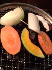 果山サキ 公式ブログ/焼肉っ、、、 画像1