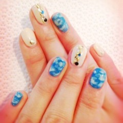 果山サキ 公式ブログ/my new nail 画像2