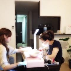 果山サキ 公式ブログ/my new nail 画像1