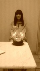加來沙耶香 公式ブログ/誕生日サプライズ 画像1