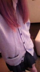 加來沙耶香 公式ブログ/うえーい!制服コスプレ 画像2