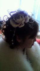 加來沙耶香 公式ブログ/成人式 画像2