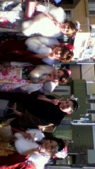 加來沙耶香 公式ブログ/成人式友達と写メ 画像2