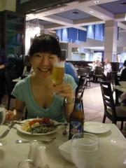 川崎りえ プライベート画像/こんな私ですけどよろしく♪ やっぱり美味しいオージービール