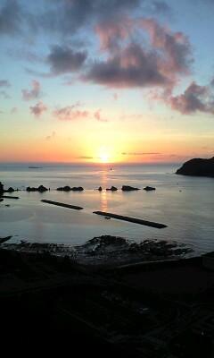 本州最南端の日の出