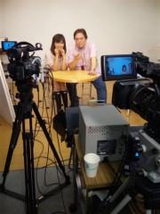 篠崎ゆき 公式ブログ/放送は来週。 画像1