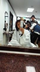 篠崎ゆき 公式ブログ/美容院です〜 画像1