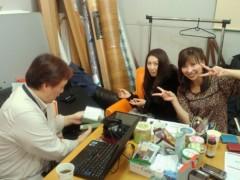 篠崎ゆき 公式ブログ/取り引き現場。 画像1