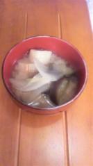 安藤優子 公式ブログ/お味噌汁 画像1